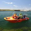 family dinghy spindrift 4.2 poly boat